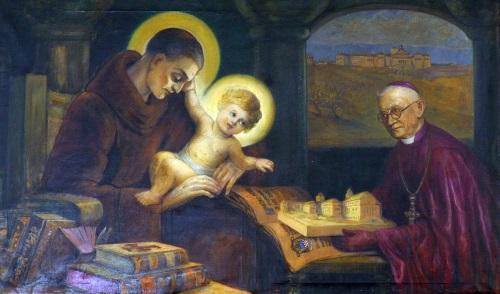Simpatia dos 7 nós de Santo Antônio para o amor
